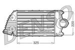 Chłodnica powietrza doładowującego - intercooler NPS DIT28016 NPS DIT28016