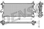 Chłodnica wody NPS DRM21100