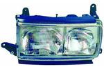 Zestaw, reflektor NPS T676A47 NPS T676A47