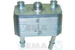 Chłodnica oleju silnikowego VEMA 341023 VEMA 341023