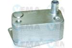 Chłodnica oleju silnikowego VEMA 341024 VEMA 341024
