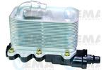 Chłodnica oleju silnikowego VEMA 341028 VEMA 341028