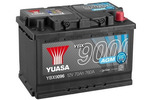 Akumulator YUASA  70Ah 760A YBX9096