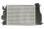 Chłodnica powietrza doładowującego - intercooler THERMOTEC DA1006TT THERMOTEC DA1006TT