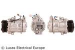 Kompresor klimatyzacji LUCAS ACP165 LUKAS ACP165