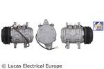 Kompresor klimatyzacji LUKAS  ACP255