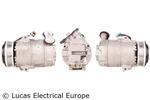 Kompresor klimatyzacji LUCAS ACP338 LUKAS ACP338
