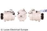 Kompresor klimatyzacji LUCAS ACP343 LUKAS ACP343