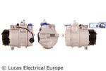 Kompresor klimatyzacji LUCAS ACP355 LUKAS ACP355