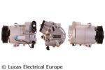 Kompresor, klimatyzacja LUCAS ACP938