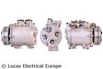 Kompresor, klimatyzacja LUCAS ACP948