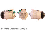 Kompresor, klimatyzacja LUCAS ACP956