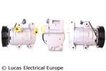 Kompresor klimatyzacji LUCAS ACP966 LUCAS ACP966
