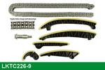 Zestaw łańcucha rozrządu LUCAS LKTC226-9 LUCAS LKTC226-9
