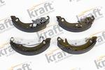 Szczęki hamulcowe - komplet KRAFT AUTOMOTIVE 6022480