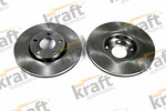 Tarcza hamulcowa KRAFT AUTOMOTIVE 6040130 KRAFT AUTOMOTIVE 6040130