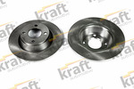 Tarcza hamulcowa KRAFT AUTOMOTIVE 6040160 KRAFT AUTOMOTIVE 6040160