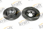 Tarcza hamulcowa KRAFT AUTOMOTIVE 6040270 KRAFT AUTOMOTIVE 6040270