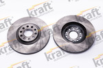 Tarcza hamulcowa KRAFT AUTOMOTIVE 6040470 KRAFT AUTOMOTIVE 6040470