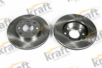 Tarcza hamulcowa KRAFT AUTOMOTIVE 6041560 KRAFT AUTOMOTIVE 6041560