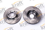 Tarcza hamulcowa KRAFT AUTOMOTIVE 6042650 KRAFT AUTOMOTIVE 6042650