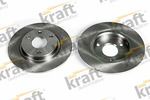 Tarcza hamulcowa KRAFT AUTOMOTIVE 6045530 KRAFT AUTOMOTIVE 6045530