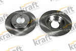 Tarcza hamulcowa KRAFT AUTOMOTIVE 6045770 KRAFT AUTOMOTIVE 6045770