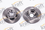Tarcza hamulcowa KRAFT AUTOMOTIVE 6045790 KRAFT AUTOMOTIVE 6045790