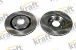 Tarcza hamulcowa KRAFT AUTOMOTIVE 6045920 KRAFT AUTOMOTIVE 6045920
