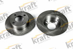 Tarcza hamulcowa KRAFT AUTOMOTIVE 6050010 KRAFT AUTOMOTIVE 6050010