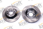 Tarcza hamulcowa KRAFT AUTOMOTIVE 6050208 KRAFT AUTOMOTIVE 6050208