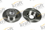 Tarcza hamulcowa KRAFT AUTOMOTIVE 6050260 KRAFT AUTOMOTIVE 6050260
