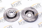 Tarcza hamulcowa KRAFT AUTOMOTIVE 6050270 KRAFT AUTOMOTIVE 6050270