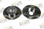 Tarcza hamulcowa KRAFT AUTOMOTIVE 6050520 KRAFT AUTOMOTIVE 6050520