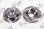 Tarcza hamulcowa KRAFT AUTOMOTIVE 6052510 KRAFT AUTOMOTIVE 6052510