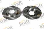 Tarcza hamulcowa KRAFT AUTOMOTIVE 6055540 KRAFT AUTOMOTIVE 6055540