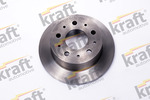Tarcza hamulcowa KRAFT AUTOMOTIVE 6055907 KRAFT AUTOMOTIVE 6055907