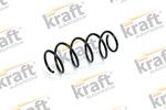Sprężyna zawieszenia KRAFT AUTOMOTIVE  4026504 (Oś przednia)