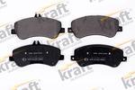 Klocki hamulcowe - komplet KRAFT AUTOMOTIVE 6001294 KRAFT AUTOMOTIVE 6001294