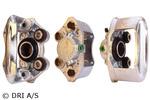 Zacisk hamulcowy DRI  3165501 (Oś przednia, z lewej strony) (Przed osią)