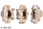 Zacisk hamulcowy DRI  3187210 (Oś przednia, z lewej strony)
