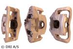 Zacisk hamulcowy DRI  3189610 (Oś przednia, z lewej strony) (Za osią)
