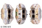 Zacisk hamulcowy DRI  3259110 (Oś przednia, z prawej) (Przed osią)