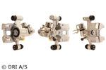 Zacisk hamulcowy DRI  4121400 (Oś tylna strona lewa) (Za osią)