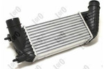 Chłodnica powietrza doładowującego - intercooler ABAKUS 009-018-0002 LORO 009-018-0002
