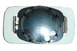Szkło lusterka zewnętrznego ABAKUS  0103G06 (Z lewej)