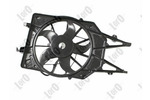 Wentylator chłodnicy silnika ABAKUS  017-014-0011