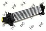 Chłodnica powietrza doładowującego - intercooler ABAKUS 017-018-0002 LORO 017-018-0002