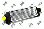 Chłodnica powietrza doładowującego - intercooler ABAKUS 017-018-0003 LORO 017-018-0003