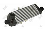 Chłodnica powietrza doładowującego - intercooler ABAKUS 019-018-0001 LORO 019-018-0001